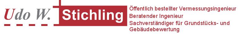 Vermessungsbüro Udo Stichling